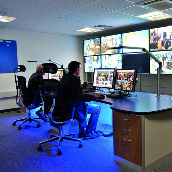 Control Room Workstations