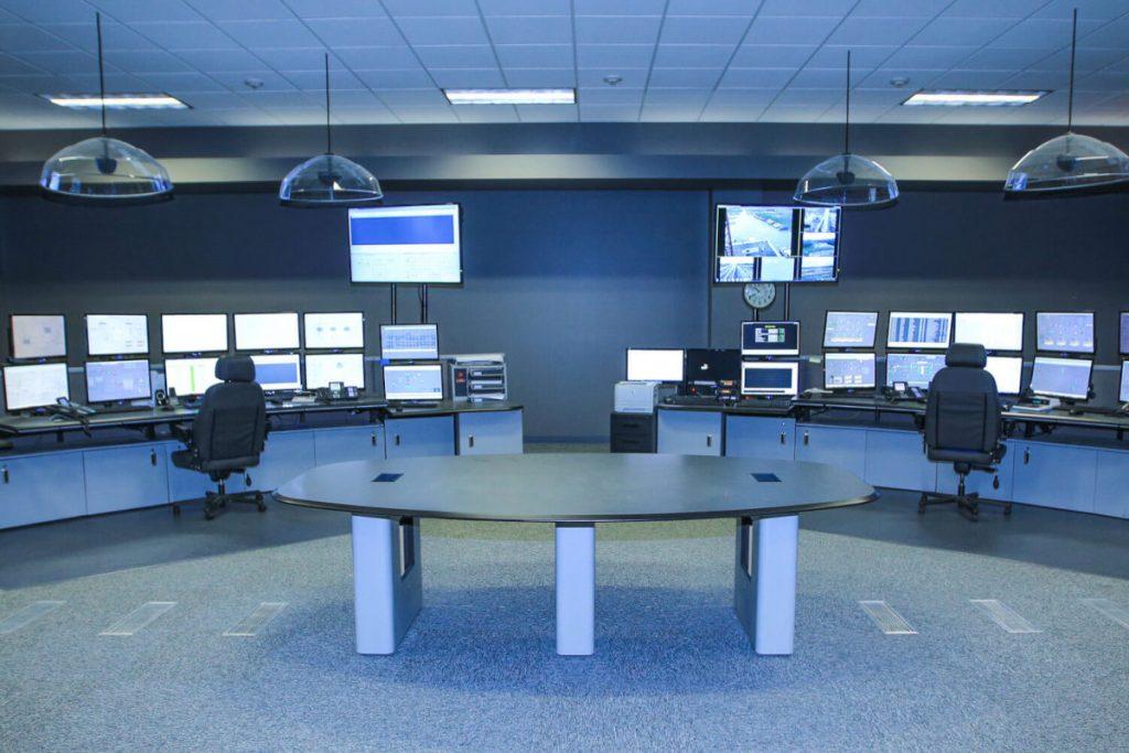 Control Room Tables