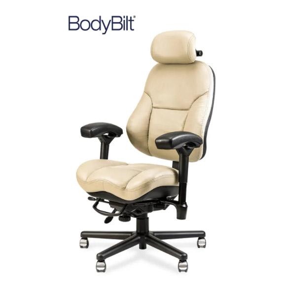 Ergonomic Chairs - Bodybilt Seating