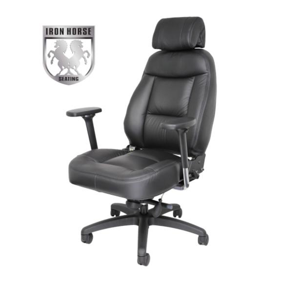 Ergonomic Chairs - Iron Horse Seating